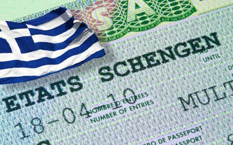 Получить шенгенскую визу в грецию самостоятельно в москве