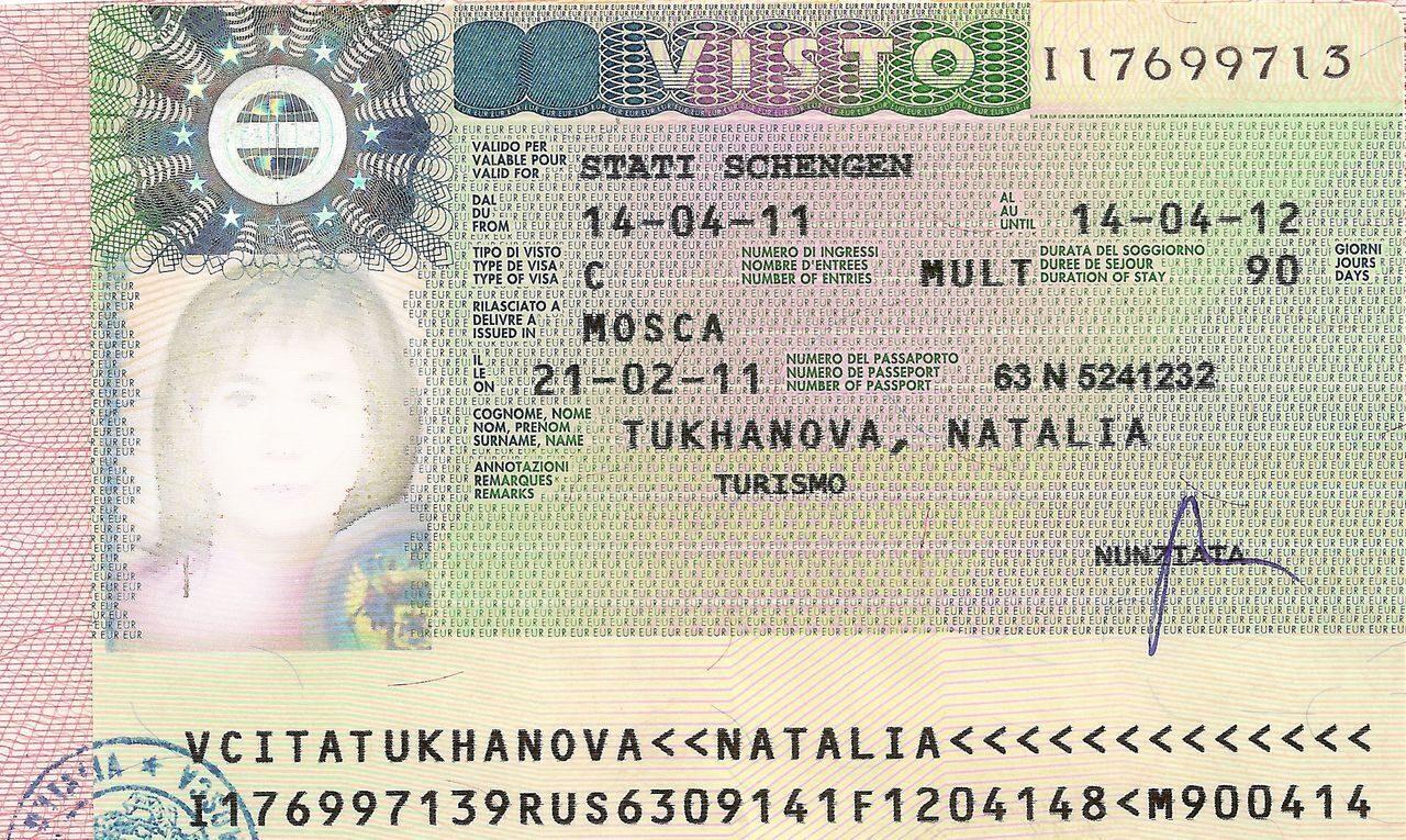 visa russia italia edisnormanmedia, Einladung